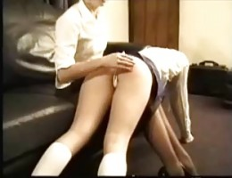 Stundent needs a spanking