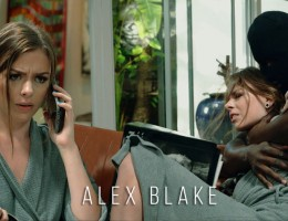 Alex Blake is super-excited to finally be working with renowned photographer Jax. The lingerie shoot is going well until he rudely tries to get her to reveal more of her slamming body and she flips out. Later, as she\'s trying to relax at home she gets a