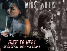 Bound Sleuth Smoking hot teen Alex Blake takes a little vay-cay in a cozy cabin in the woods. Everything seems serene until she begins suspecting that the kindly cabin owner Bruno may be a murderer. She ventures into his creepy shed and makes two blood-cu