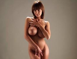 Ala Passtel posing just naked
