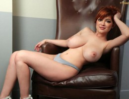 Tessa Fowler lace bodysuit sexy photo set