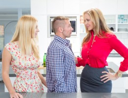 12 pics and 1 movie of Juliaann from Moms Bang Teens