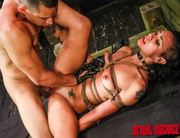 Occasionally, a special type of girl finds her way into our BDSM dungeon, and this kind of girl is highly coveted, for she can?t get enough pain and punishment, and that becomes a challenge for Master Bruno he MUST accept. Beautiful and hot-blooded Isa Me