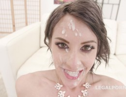 Monsters of TAP Vicky Sol gets Balls Deep DAP, TAP, Gapes, Facial GIO992