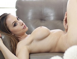 Amy (Chanel Preston) and her husband use a little role-playing to seduce an unsuspecting man into an afternoon of steamy, explosive sex!