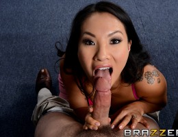 Asa Akira has a reputation in the office for being rough on her new assistants. As soon as Tyler sits down in her office, she starts riding him hard with requests and demands. The whole time, all he can think of is where he might know her from. When it fi