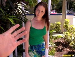 12 pics and 1 movie of Attumn from Street Blowjobs