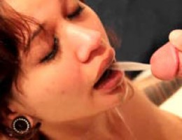 Poor Sage gets a mouth full of piss then gagged