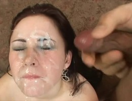 Full Frosted Face Cum