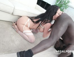 Waka Waka Blacks are Coming with Veronica Avluv 4 BBC total balls deep, squirting, messy cumshot GIO1141