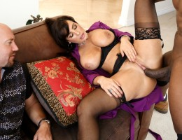 Lisa Ann,Will Powers,Prince Yahshua