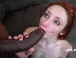 Violet Monroe\'s LIL DAP Adventure Fucked hard and Dirty....Huge Gapes / DAP / BBC AA012