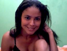 Check out hot latina babe yolanda strip and masternbate on her hot wetcam
