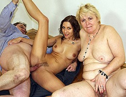 Very old horny house seller screwing a much younger chick