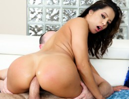 Hotwife Francesca Le chats with her husband on the phone, bragging about the young, hung stud she\'s about to fuck. The freaky MILF treats him to a live sex show, setting up her smart phone to capture all of the lewd action! Francesca makes out with Stirl