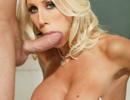Puma Swede is MILF-A-Rific with Her Huge Tits