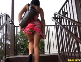 12 pics and 1 movie of Alexisblaze from Street Blowjobs