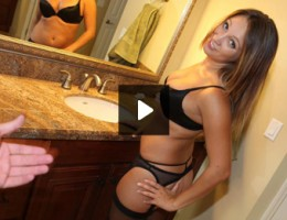 Fine ass big tits ex gf power fucked hard in her black lace lingerie 4 hot real user submitted movies